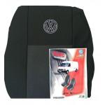 Чехлы салона Volkswagen LT 46 (1+1) с 1996-2006 г, /Черный - Элегант - Бюджет