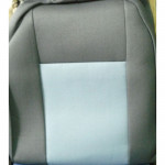 Чехлы для Nissan Micra III (K12) 2007-2010 (шт.)- Автоткань - Союз Авто