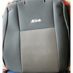 Чехлы для Suzuki SX-4 H/B 2006-2009 (шт.)- Автоткань - Союз Авто