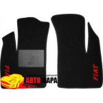 Коврики текстильные FIAT DOBLO CARGO с 2000 черные в салон