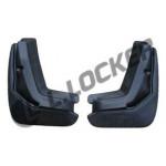 Брызговики Ford Focus III седан (11-) задние комплект Lada Locker