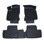 Коврики в салон ВАЗ 1117-19 полиуретан (резиновые) комплект Lada Locker
