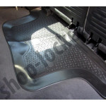Коврики в салон Chevrolet TrailBlazer II 3ряд сид (12-) полиуретан (резиновые) комплект Lada Locker
