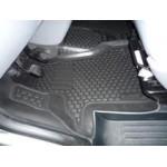 Коврики в салон Volkswagen Transport/Multiv/Carav пер (02-) полиуретан (резиновые) Lada Locker