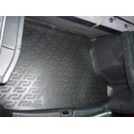 Коврик в багажник ВАЗ 2172 хетчбек - (пластиковый)  Лада Локер