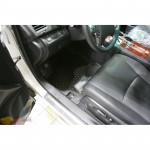 Коврики в салон Toyota Highlander 2010->, 4 шт. (полиуретан) - Novline