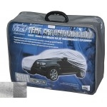 Тент автом. CC13401/T5 XL седан серый с подкладкой PEVA+PP Cotton 534х178х120