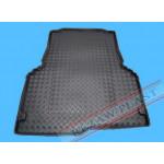 Коврик в багажник Skoda Roomster Praktik 2008- твердый без резиновой вставки - Rezaw Plast