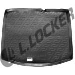 Коврик в багажник Suzuki SX4 (13-) с органайзером - (пластиковый) Lada Locker
