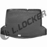 Коврик в багажник Suzuki SX4 (13-) ТЭП - мягкие с органайзером - Lada Locker