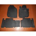 Коврики в салон Toyota RAV4 01/2006-2010, 4 шт. (полиуретан) - Novline