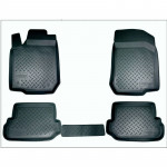 Коврики Suzuki Sx4 New (13-) полиуретановые к-т - Norplast