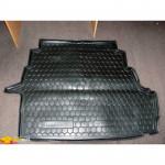 Ковер в багажник GEELY Emgrand 8 с 2013- резиновый Avto-Gumm