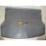 Ковер в багажник GEELY Emgrand X7 с 2013- резиновый Avto-Gumm