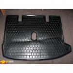 Ковер в багажник RENAULT Lodgy с 2013г- резиновый Avto-Gumm