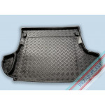 Коврик багажника MITSUBISHI Outlander 2005-2012 твердый без резиновой вставки - Rezaw Plast