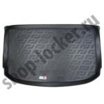Коврик в багажник Kia Soul II (13-) - твердый Lada Locker