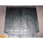Ковер в багажник OPEL Astra H (универсал) - резиновый Avto-Gumm