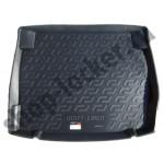 Коврик в багажник BMW 1 (F20) хетчбек 5 dr (11-) - твердый Lada Locker