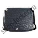 Коврик в багажник Peugeot 308 НВ (13-) - твердый Lada Locker