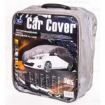 Тент автом. HC11106 L Hatchback серый Polyester 381х165х119 к.з/м.в.дв
