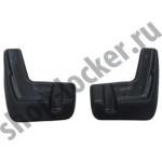 Брызговики Subaru Forester (12-) пер. к-т - Lada Locker