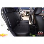Чехлы на сиденья Honda CRV-3 с 07-12- серия AM-L (без декоративной строчки)- эко кожа - Автомания