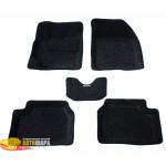 Коврики для Chevrolet Aveo 2003 –2011 - технология 3D - Baratex