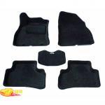 Коврики для Nissan Juke 2010- - технология 3D - Boratex