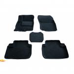 Коврики для Mitsubishi Outlander XL 2007-2011 - технология 3D - Boratex