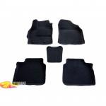 Коврики для Toyota Corolla 2013 - технология 3D - Boratex