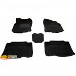 Коврики для Toyota Rav 4 2012 - технология 3D - Boratex