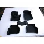 Коврики для Volkswagen Touareg 2010 - технология 3D - Boratex