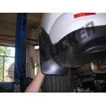 Брызговики Nissan Juke (14-) задние комплект - Lada Locker