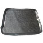Коврик в багажник Renault Scenic седан (09-) - твердый Lada Locker