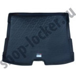 Коврик в багажник Ford Tourneo Courier (14-) твердый - полипропилен - Lada Locker