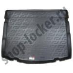 Коврик в багажник Toyota Auris II (12-) -полипропилен - твердый - Lada Locker