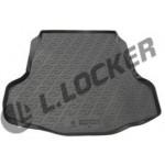 Коврик в багажник Nissan Teana седан (08-14) - твердый Lada Locker