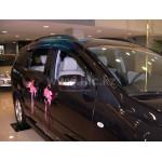 Дефлекторы окон Mazda 5 2006-2010 - HIC
