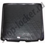 Коврик в багажник BMW 5 VI (F10F11F07) UN 5 dr III (13-) - твердый Lada Locker