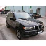 Дефлектор окна BMW X5 E53 2000-2007 - HIC