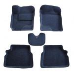 Коврики для Hyundai Getz 2002 - 2011 - технология 3D - Boratex