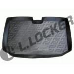 Ковер багажника Nissan Note хетчбек (06-) - твердый Lada Loker