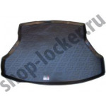 Ковер багажника Honda Civic 5D IX (12-) - Lada Loker