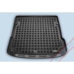 Коврик в багажник AUDI Q7 2005-2014 - резиновый - Rezaw Plast