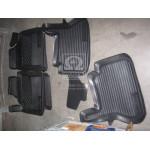 Ковры салона  Volkswagen Caddy 2004-, кт 4шт - Petroplast