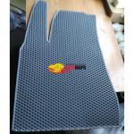 Коврики TESLA MODEL X P100D 2015- из полимера - EVA