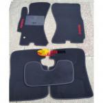 Килимки текстильні SUBARU LEGACY 2003-2009 чорні