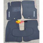 Коврики текстильные Nissan Almera Classic с 2006 серые