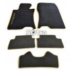 Двухслойные коврики Sotra Classic 7mm Grey для Honda Accord EU (mkVIII) 2008-2015